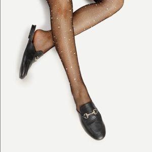 Pants - HP🎊09/06🎊Rhinestone Embellished Tights- Stocking
